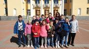 Kohtla-Järve Kultuurikeskuse külastamine...